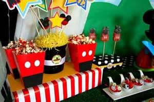 mickey mouse clubhouse decorations ideas for
