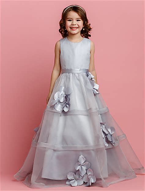 Handmade Designer Dresses - 2017 birthday children dresses handmade flower
