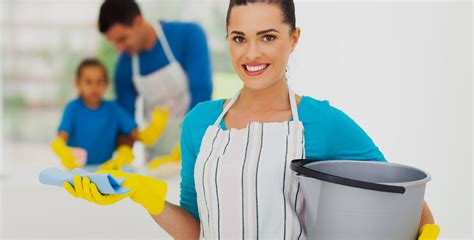 home cleaning services various occasions to hire an expert cleaner to get your