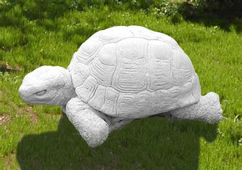 animali da giardino animali da giardino ornamentali in cemento bianco