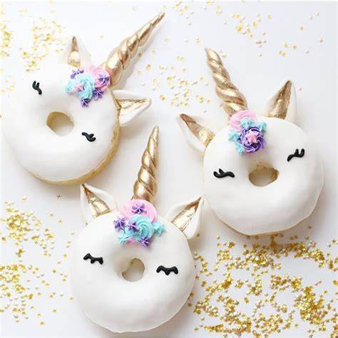 it s all for unicorn light it s been a while unicorn donuts it s always fun making