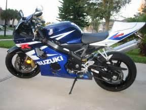 04 Suzuki Gsxr 600 2004 Suzuki Gsxr 600