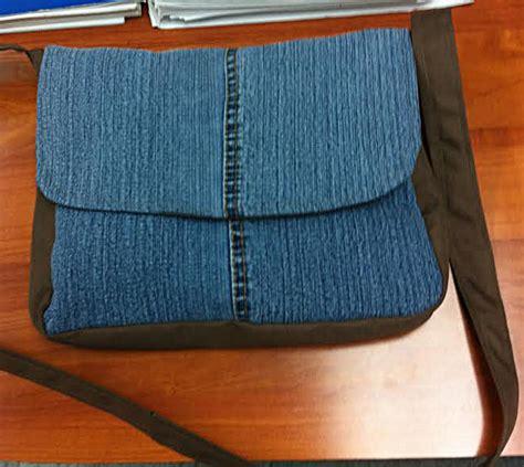 Denim Crossbody Bag diy recycled denim crossbody bag by yoxxy on deviantart