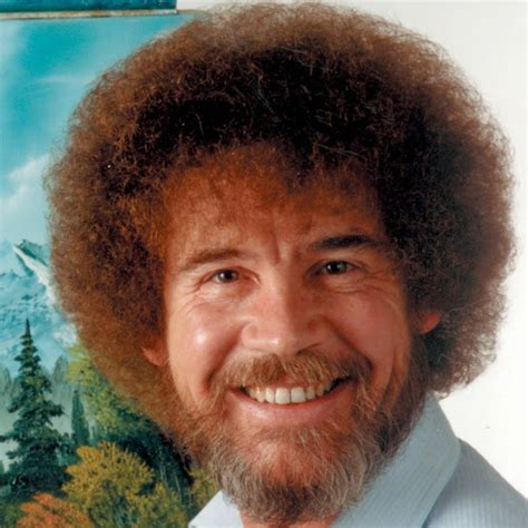 bob ross happy painter bob ross