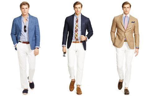 Mens Summer Wedding Attire