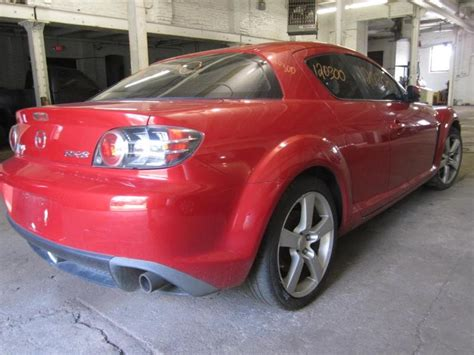is mazda a foreign car parting out 2004 mazda rx8 stock 120300 tom s
