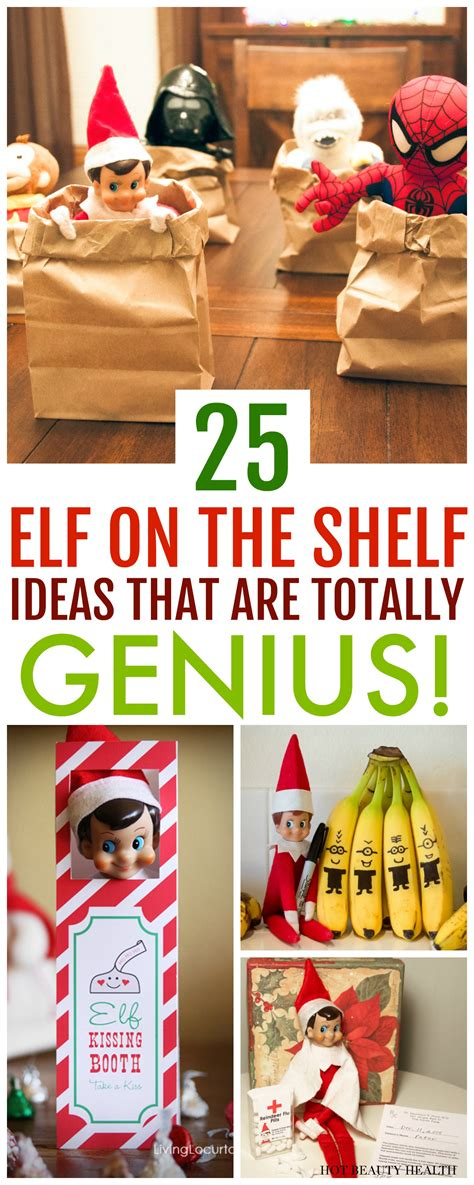 25 on the shelf ideas 25 on the shelf ideas that are totally genius health