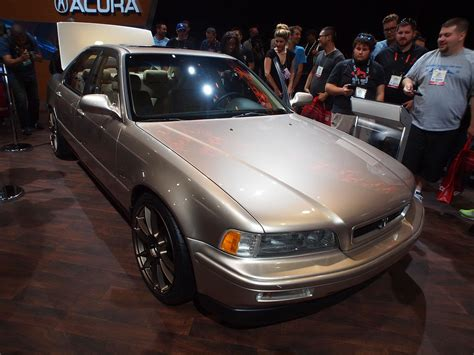 acura owned by acura restores 20 year legend owned by ludacris