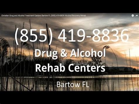Bartow Detox by Christian And Treatment Centers Bartow Fl