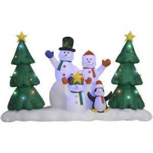 home depot inflatable christmas decorations inflatable christmas decorations from home depot holiday decor