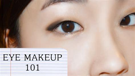 Eyeshadow For Monolid monolid eye makeup everyday mugeek vidalondon