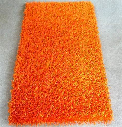 shaggy orange rug china polyester stripe shaggy rug orange china shaggy rug polyester shaggy
