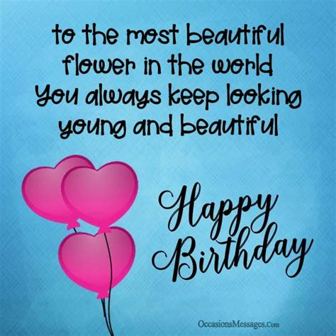 happy birthday wishes   woman occasions messages