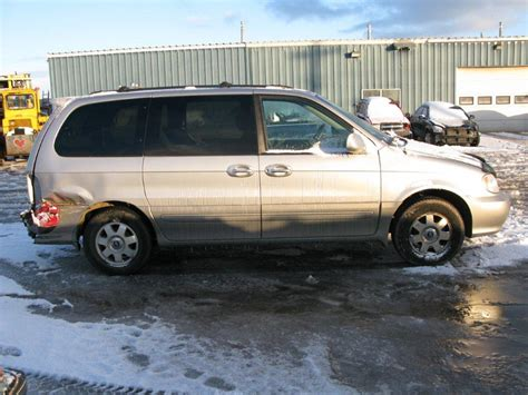 2003 Kia Sedona Parts by Windshield Wiper Linkage Kia Sedona Page 2