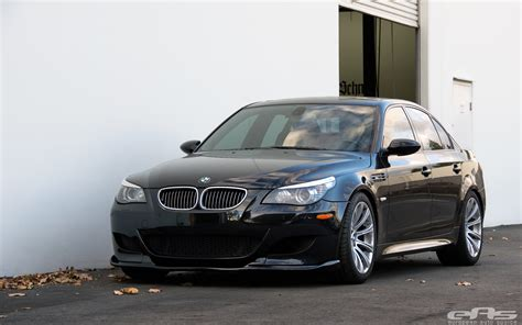 stance bmw bmw e60 m5 gets new stance at eas autoevolution
