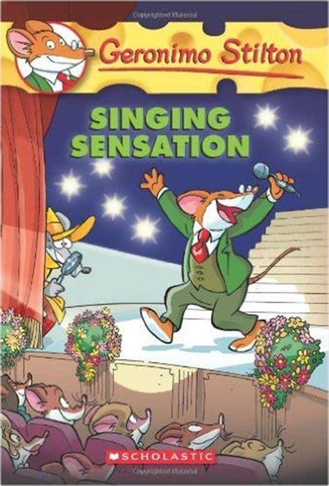 no time to lose geronimo stilton journey through time 5 books singing sensation geronimo stilton no 39 products