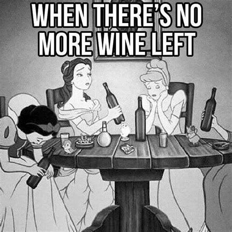 when there s no more wine left funny pinterest humor
