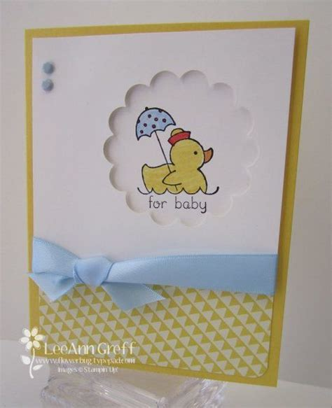baby sts for card baby card stin up easy events set easy