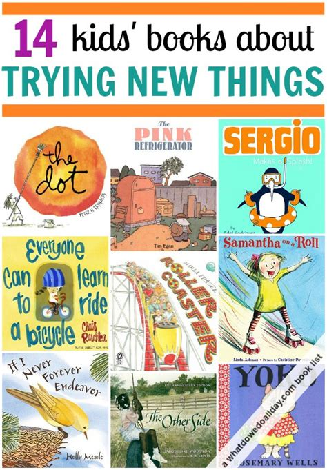 children s book on new year children s books about trying new things