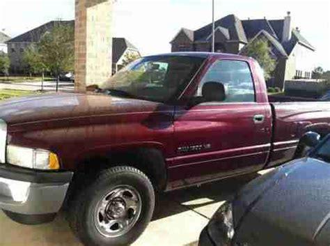 2001 dodge ram v6 purchase used 2001 dodge ram 1500 v6 cab 2 door 3