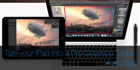 how to your to use a pad how to set your up as a pro graphics tablet astropad for apple mac