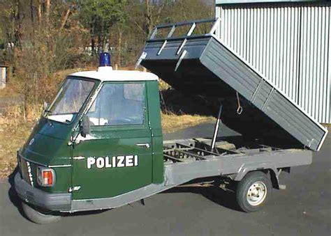 Auto Tuning G Tersloh by Ape 50 Jahre Auf Drei R 228 Dern G 252 Tsel Stadtmagazin F 252 R