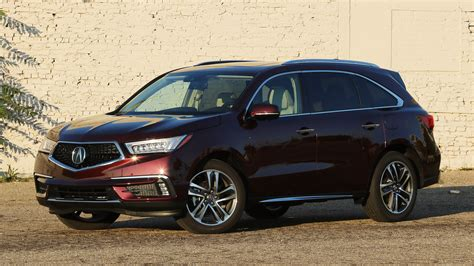 used acura mdx reviews review 2017 acura mdx