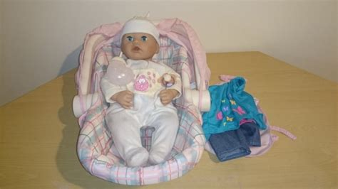 annabelle doll viewing baby annabell for sale in athy kildare from anie