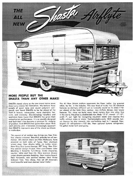Nash Travel Trailer Floor Plans by Vintage Travel Trailers Get New Purpose