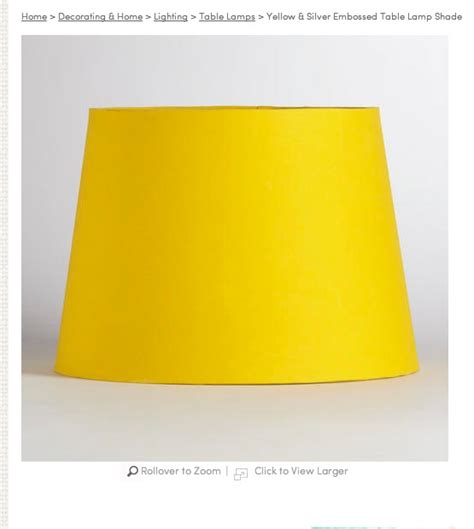 Yellow L Shade Target by Yellow L Shade From World Market Bedroom Dreams