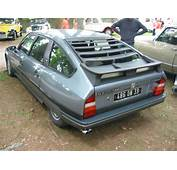 Citroen Cx 25 Gti Turbo 2 Best Photos And Information Of