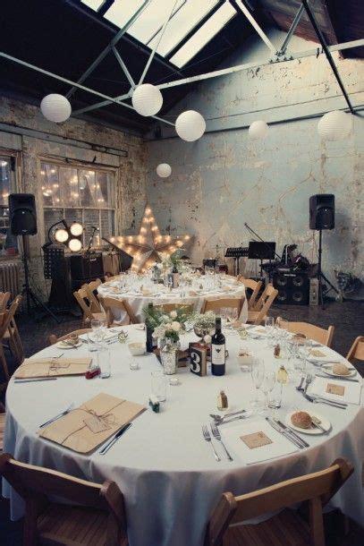 17 Best ideas about Warehouse Wedding Decor on Pinterest
