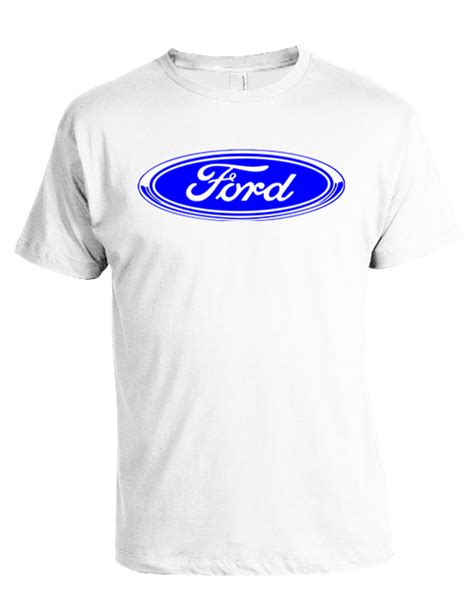 T Shirt Ford Logo T Shirt