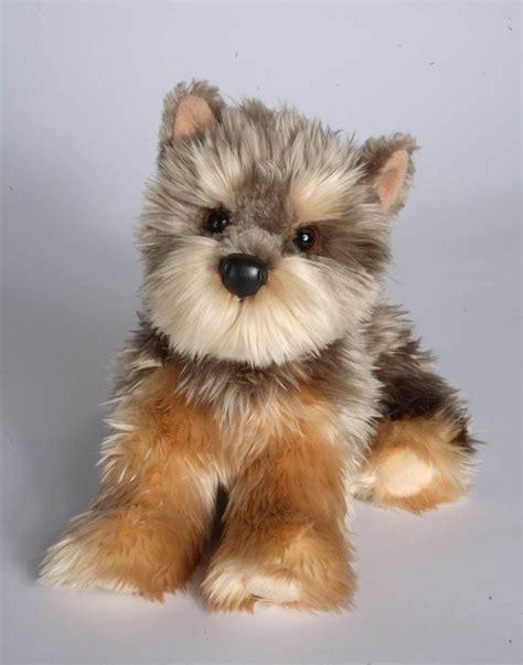perro yorkie precio perro terrier cachorro de peluche marca douglas 110 900 en mercado libre