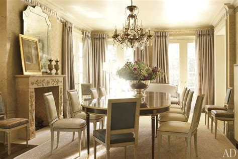 Suzanne Kasler At Home In Atlanta Photos Architectural Dining Room Atlanta