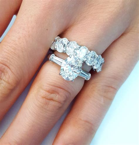 tips for pairing your three engagement ring with a