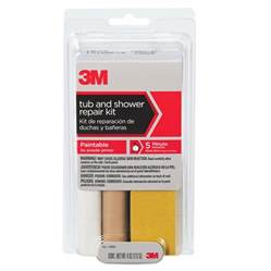 shop 3m caulk tub and shower repair kit at lowes