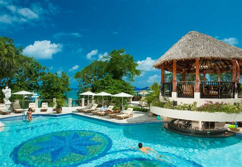 sandals beaches resorts sandals ochi resort in jamaica with remarkable 105