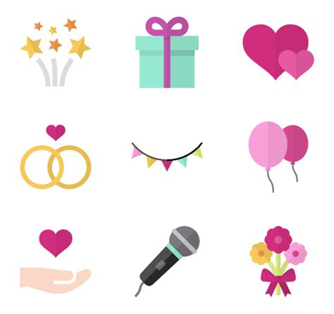 Wedding Images Png by Wedding Icons 1 199 Free Vector Icons