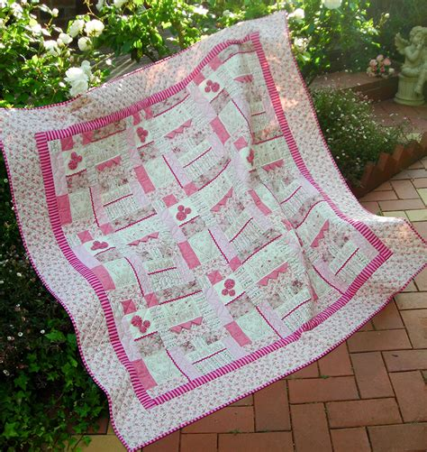 Sewing A Patchwork Quilt - quilting sewing quilt pattern sweet forever sally