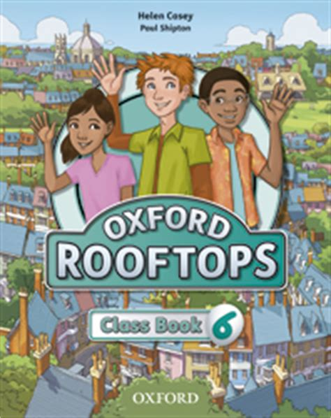 rooftops 6 class book 019450381x oxford rooftops