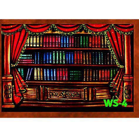 Paket Background Wisuda background studio theme rak buku wisuda ws 4