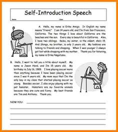 7 short personal introduction examples introduction letter