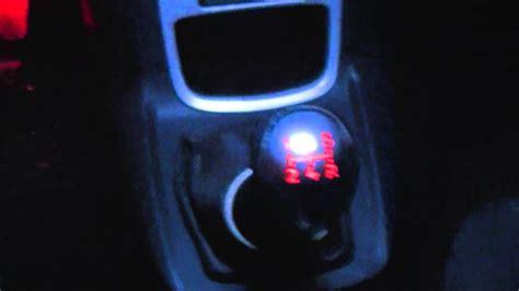 pomello cambio illuminato ford cambio illuminato