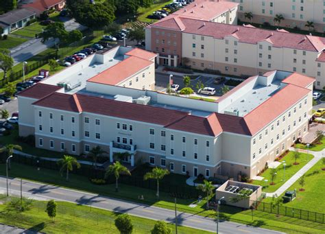 barry university housing benincasa hall living on cus housing and residence life barry university