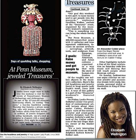 Thanks Philadelphia Inquirer by Thanks To Elizabeth Wellington Philadelphia Inquirer For