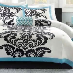 florentine teal modern comforter set size