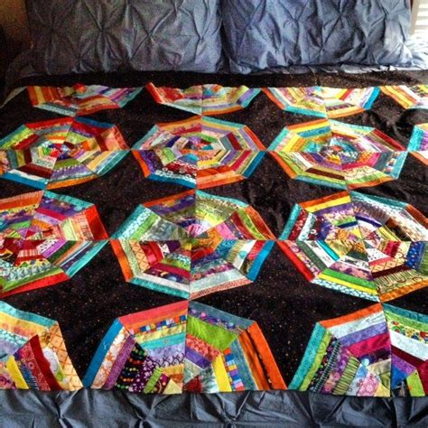 pattern for spider web quilt 299 best periwinkle stars images on pinterest patchwork