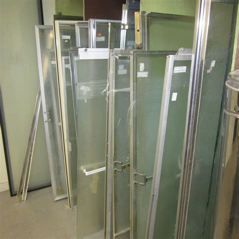 Used Shower Doors Plumbing Sinks Toilets Showers Home Reuseables