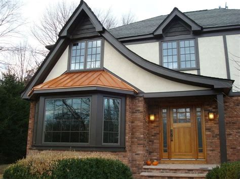 french tudor style home traditional exterior newark tudor style home exterior remodel